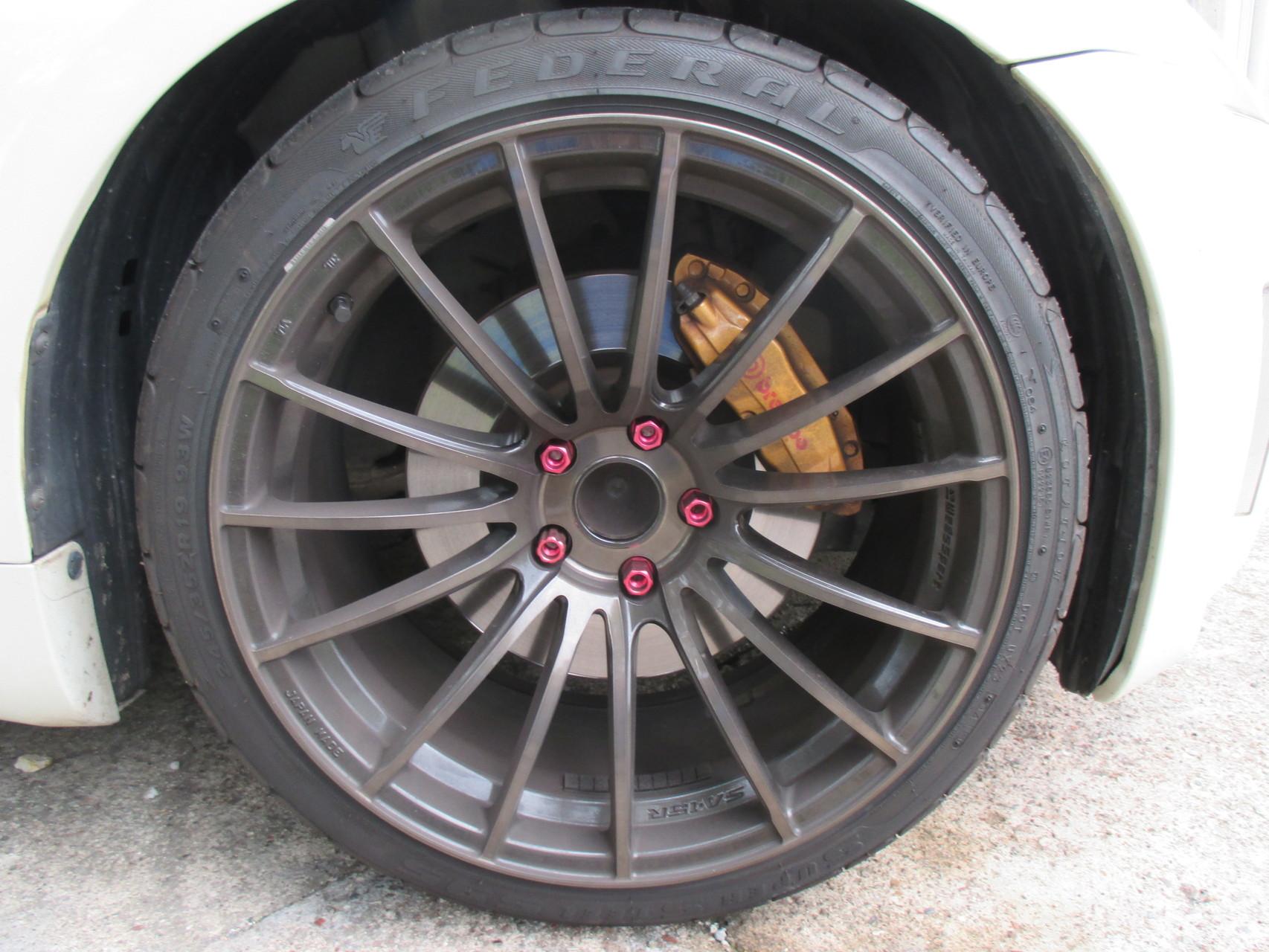 Z33中古車 ブレンボキャリパー