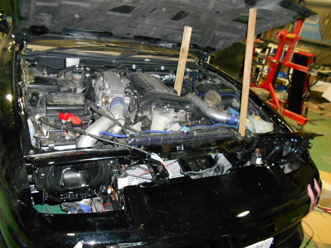 S14 リトラクタブルヘッドライト