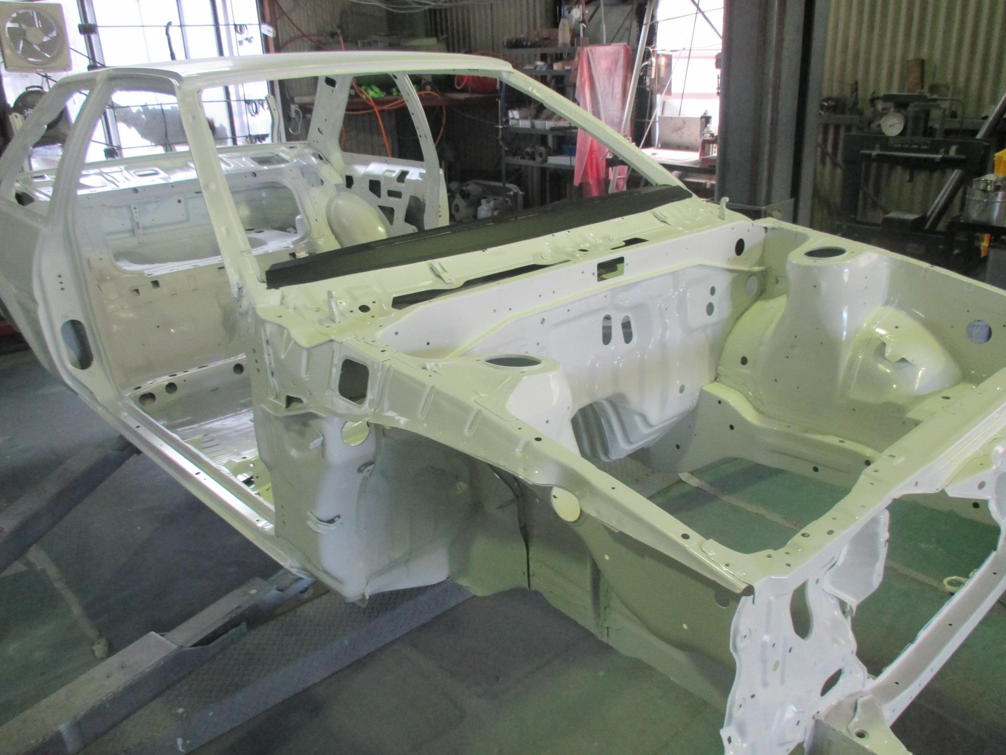 AE86 ホワイトボディ販売