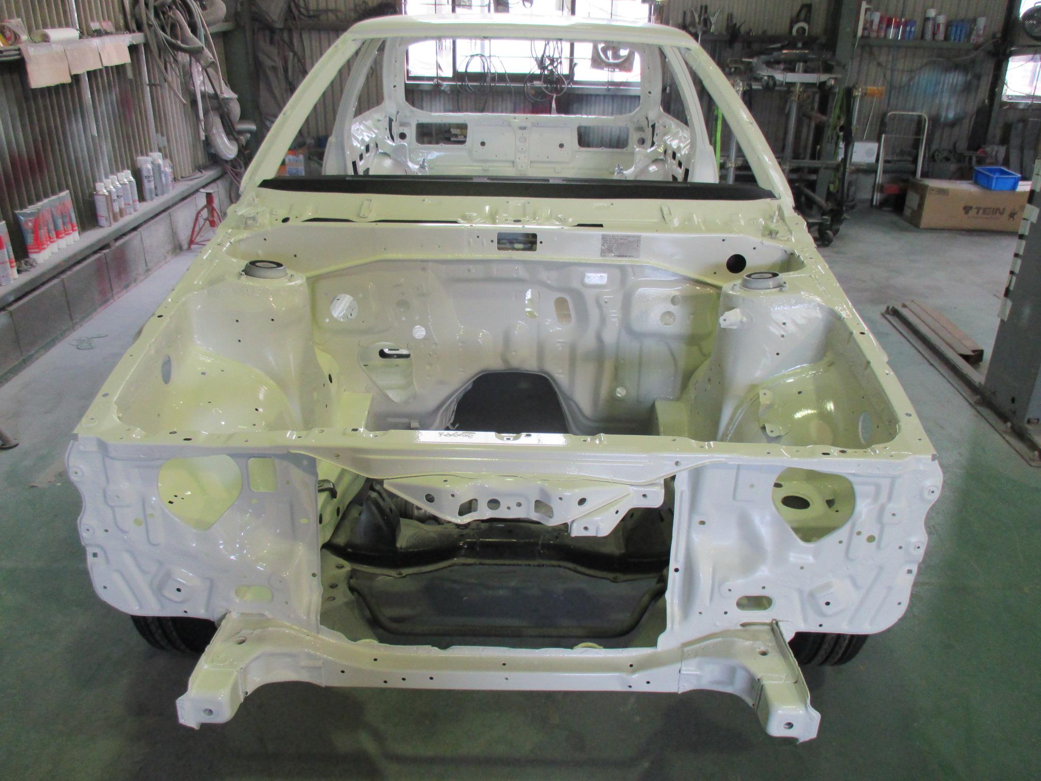 AE86 レビン&トレノ フルレストアボディ