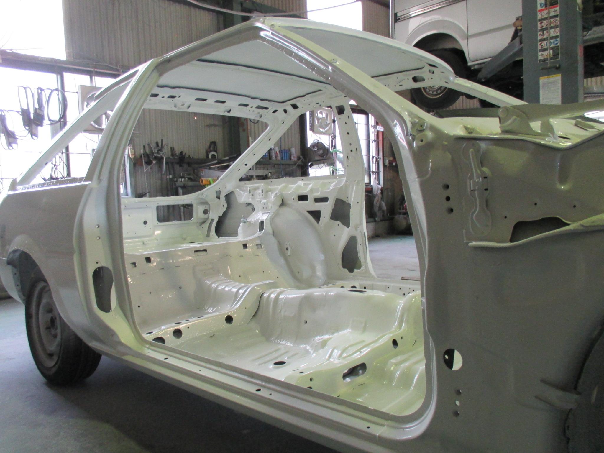 AE86 レビン&トレノ フルスポットボディ