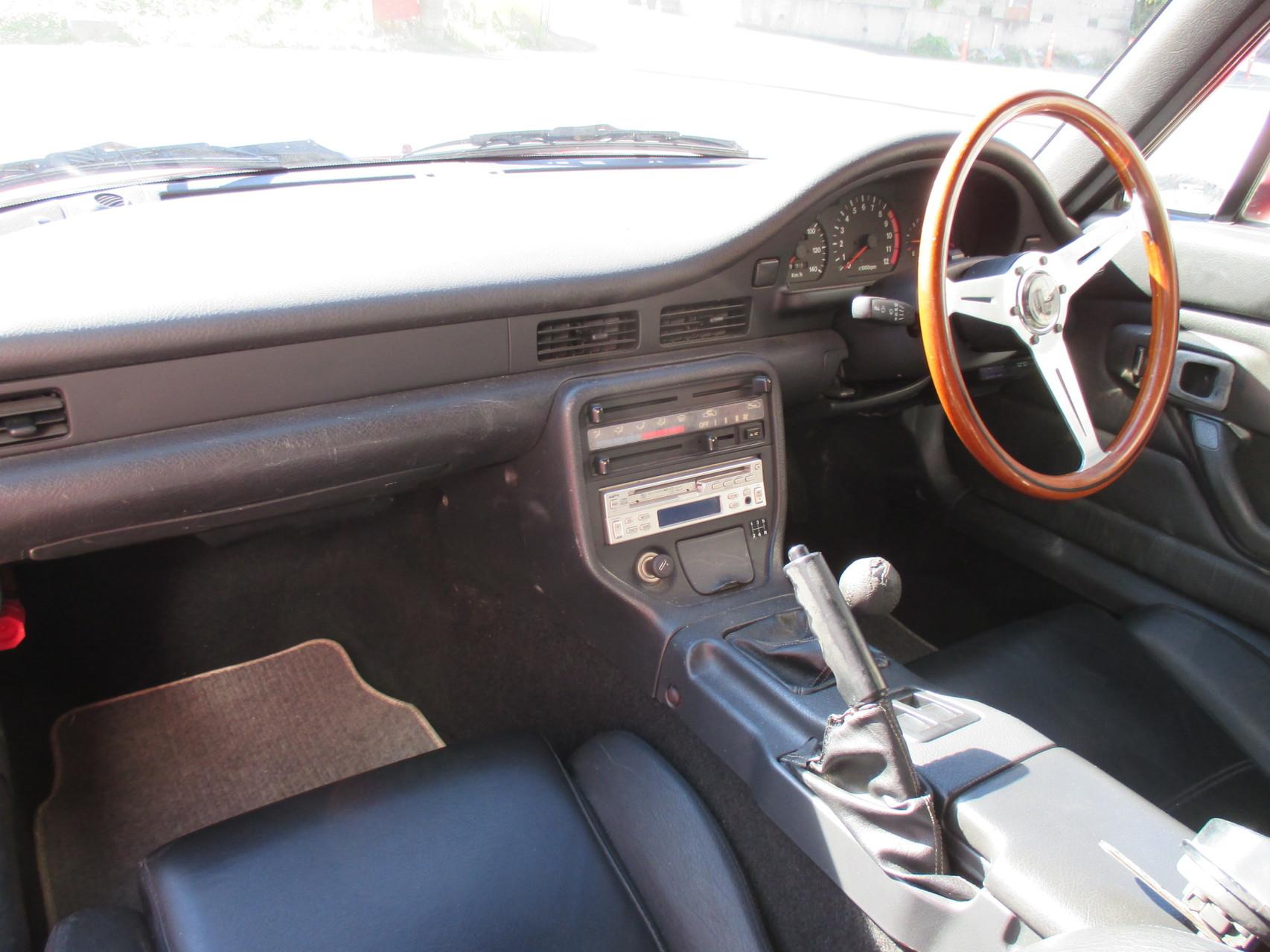 中古車 EA11R カプチーノ