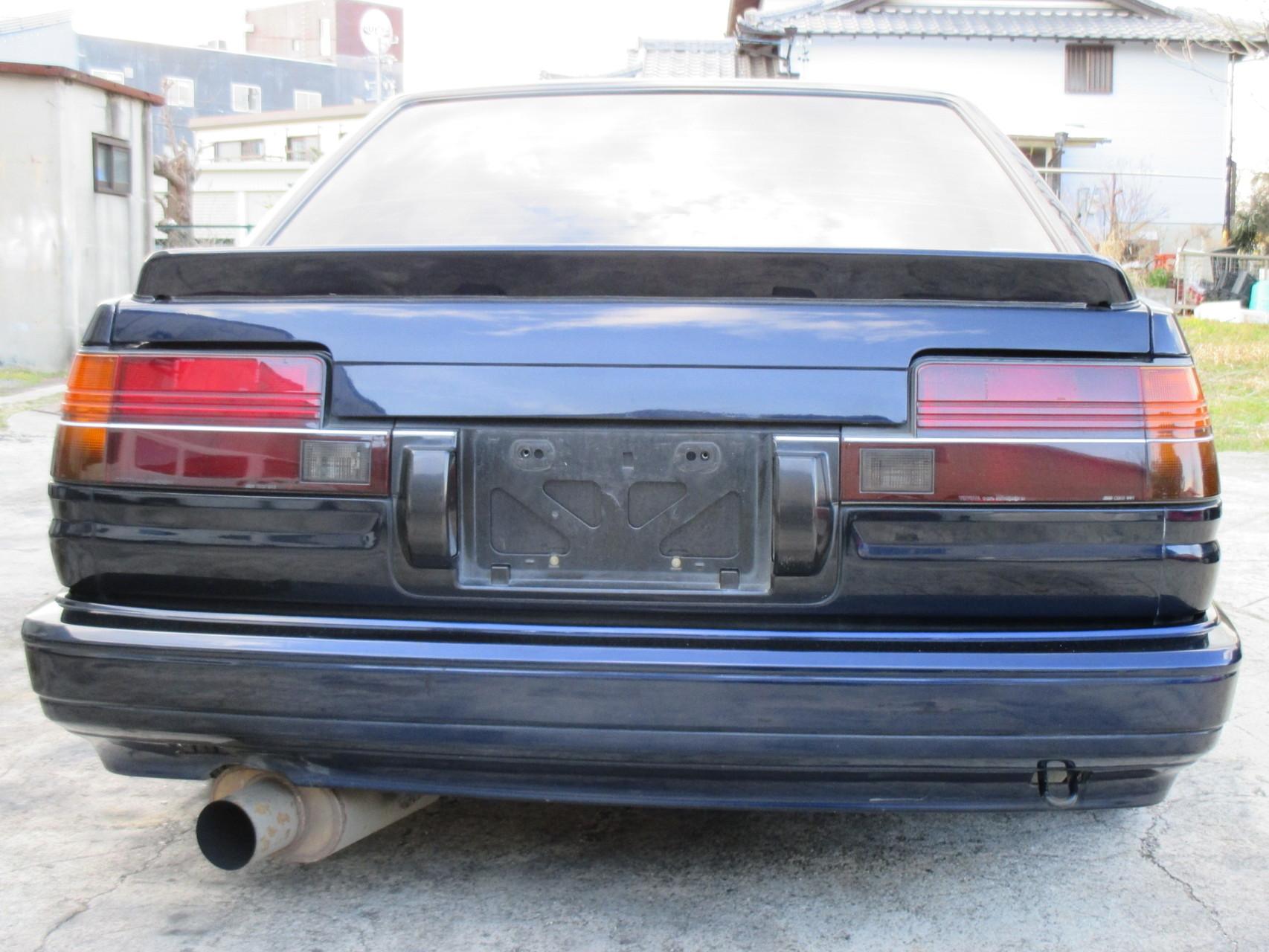 AE86中古車 カローラレビン