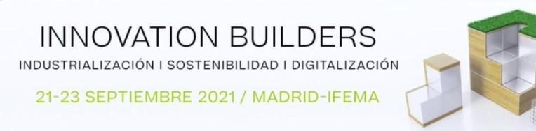 REBUILD'21. Finalistas del CONSTRUCTION TECH STARTUP FORUM