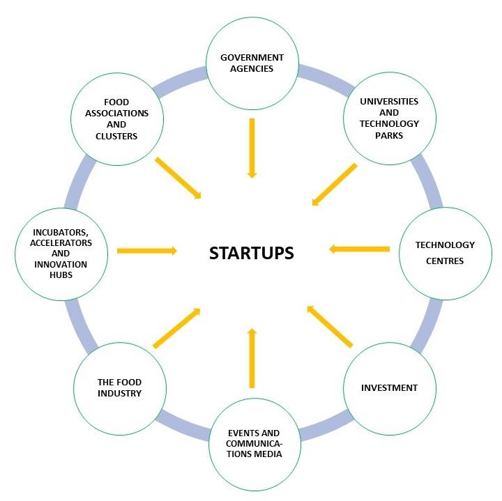 Conoce a las 20 startups del FOOD4FUTURE STARTUP FORUM 2021