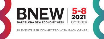 BNEW 2021. More Connections than Ever. Barcelona, October 5th-8th 2021