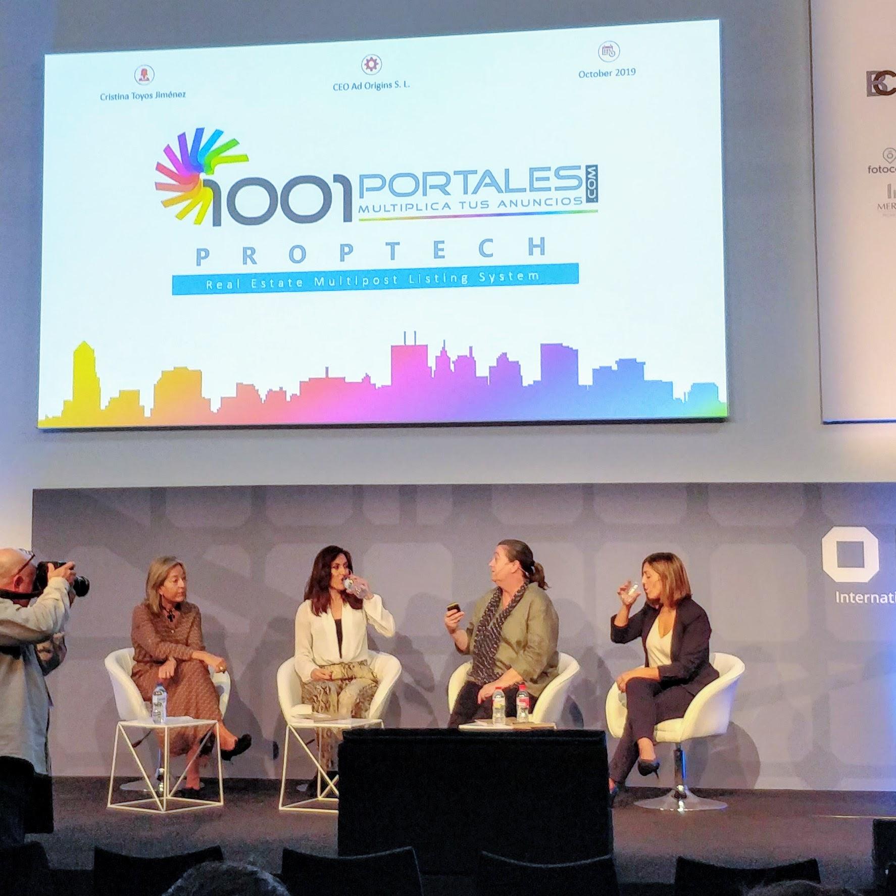 Mireia Garcia; Rebeca Pérez; Cristina Toyos; Irene Trujillo