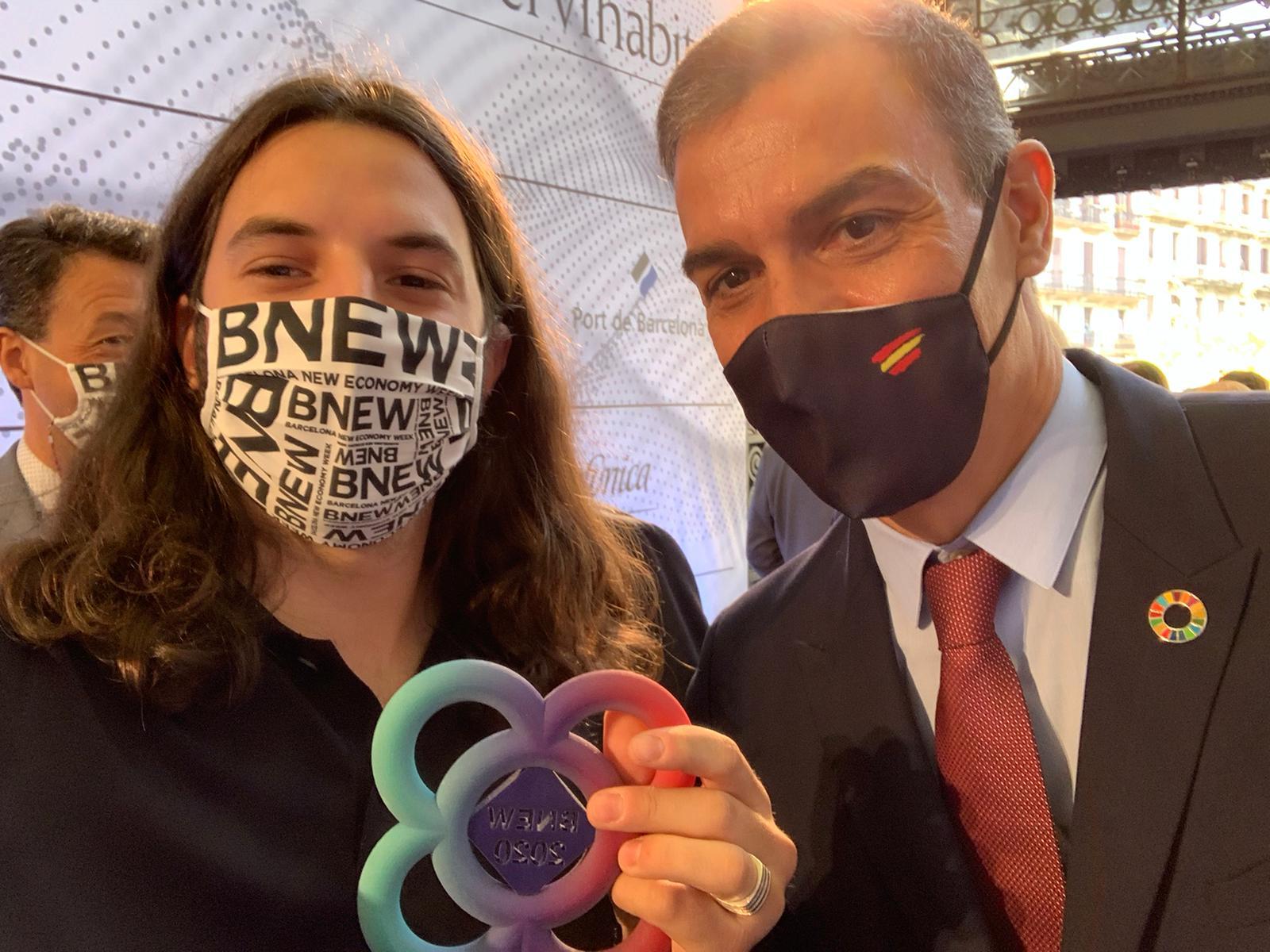 Startups Ganadoras: Premios BNEW a la Mejor Innovación