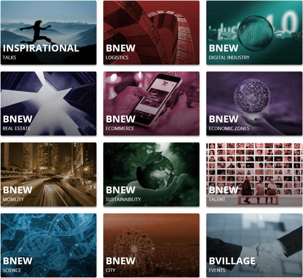 Arranca BNEW 2021 y aquí tienes las mejores startups participantes