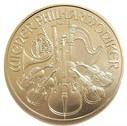 Pt1000 純プラチナ  オーストリア ウィーン コイン ハーモニー 金貨
