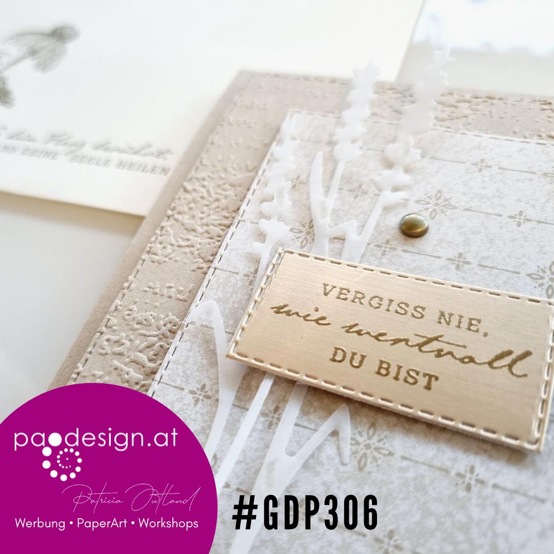 #GDP306 | #StampinUp Ratsch & Create 29/2021 |  Update aus Niederbayern