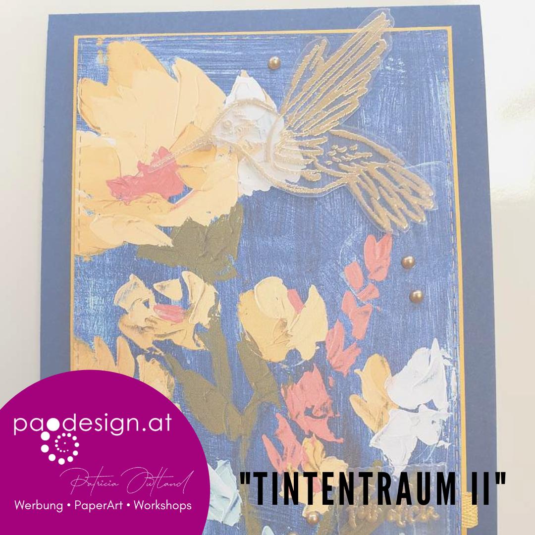 "Sale-A-Bration Karte ""Tintentraum II"""