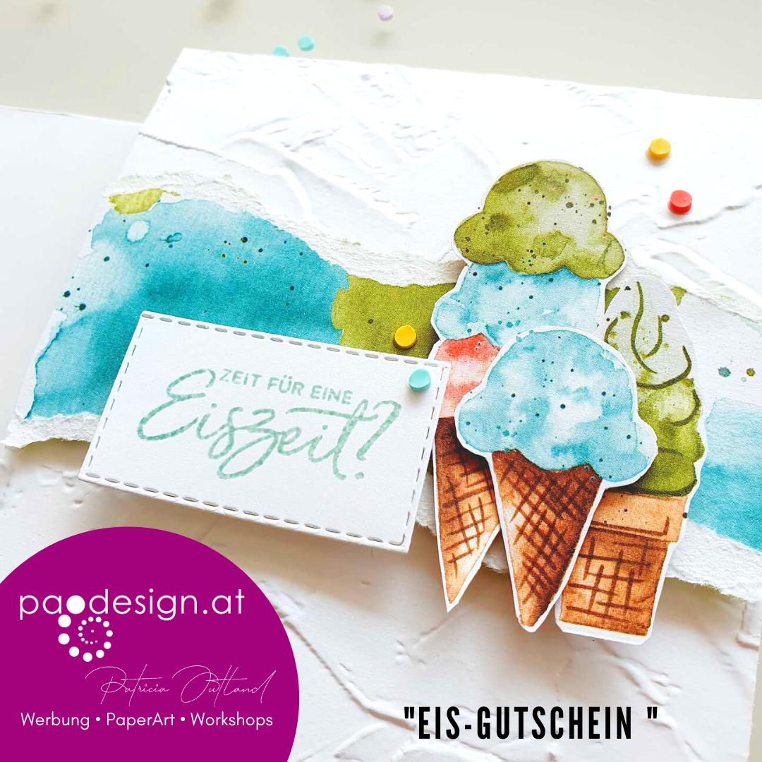 """#FXG5 Ratsch & Create 15/2021 """"Eisgutschein"""""""
