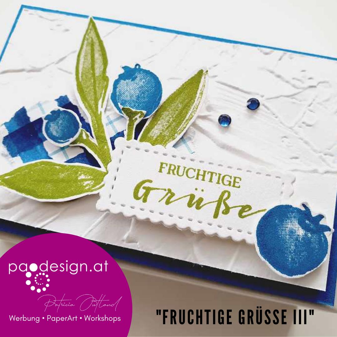 """Sale-A-Bration """"Fruchtige Grüße III"""""""