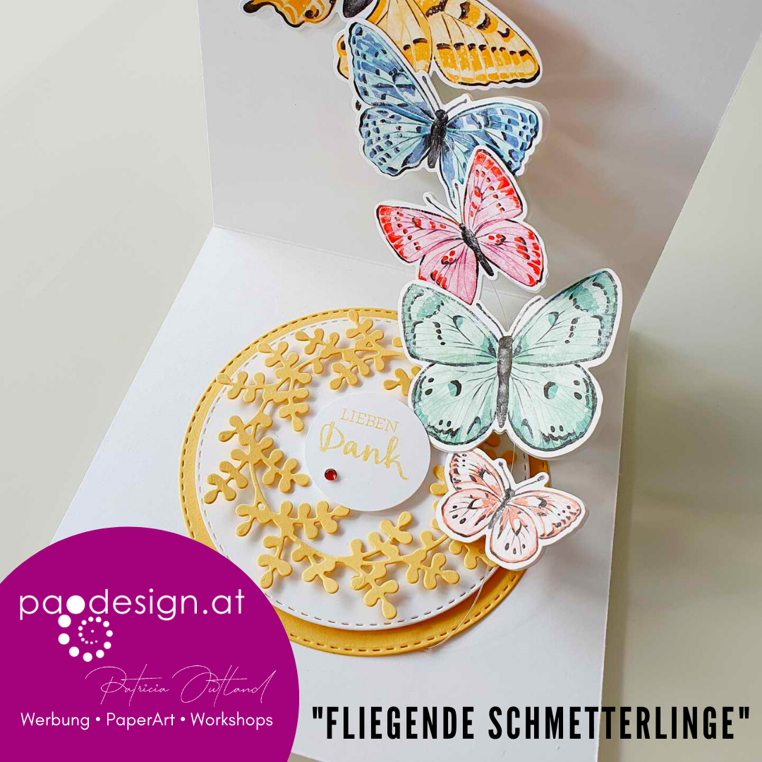 """#FXG5 Ratsch & Create 9/2021 """"Fliegt... kleine Schmetterlinge!"""""""