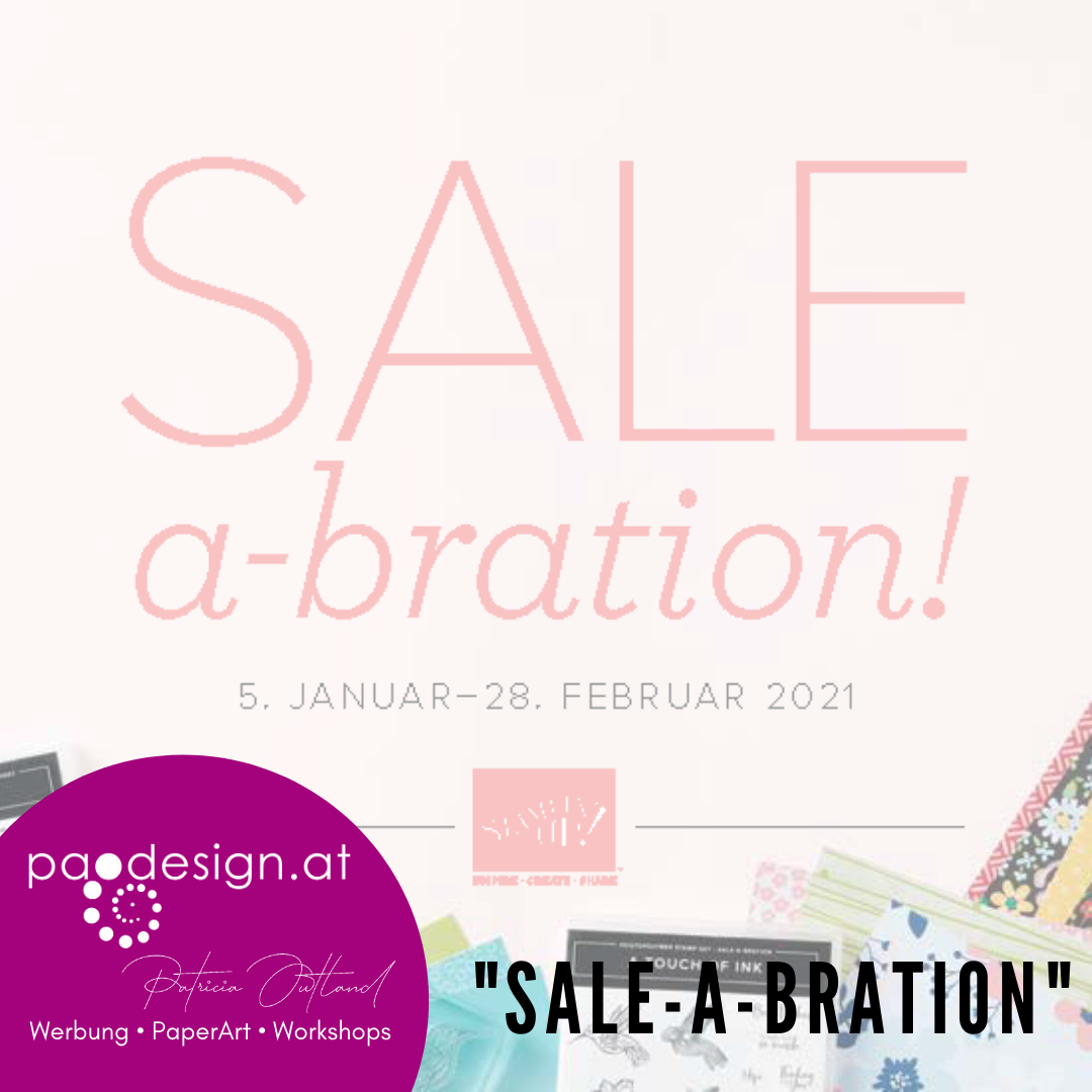 "It's ""Sale-A-Bration"" Time!"