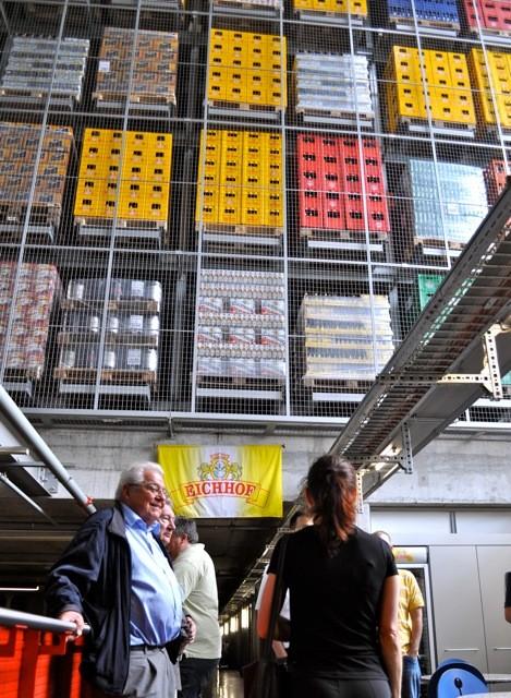 Die diesjährige GV fand in der Brauerei Eichhof statt.