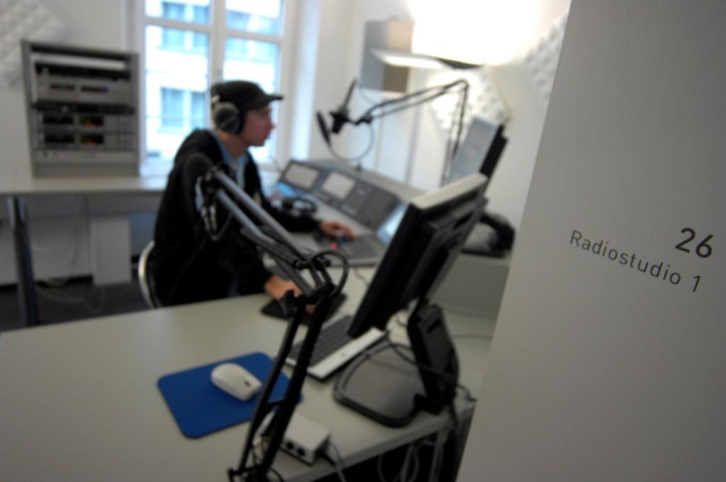 Seit 2003 gibt es das Aus- und Weiterbildungsprogramm für Radiostationen.