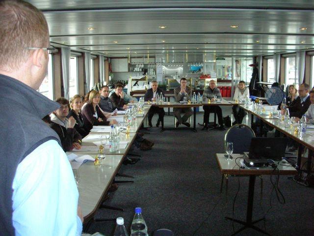 Über 20 Bahnbetreiber nahmen an dem Seminar teil.