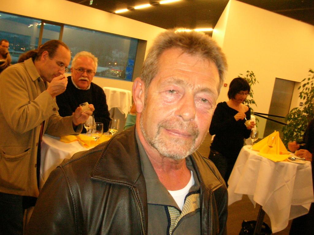 Schachlegende Rolf Kahlenberg.
