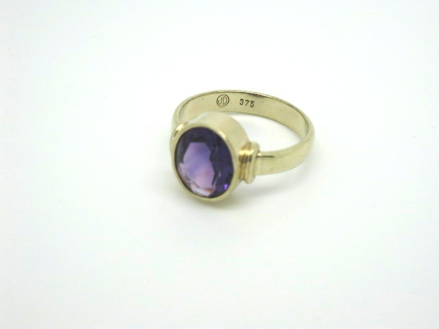 """Lizzy"" - 9ct Yellow Gold - SOLD"