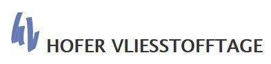 Hofer Vliesstofftage am 08.-09.-November 2017