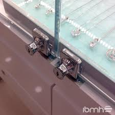 Precio cerraduras para puertas de vidrio templado