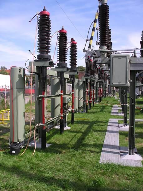 Alterungsdiagnose am 110 kV-Niederdruckölkabel, ÖkuDY(1)/ÖKuDFOY 3x1x240mm2, 2873 m, 1960