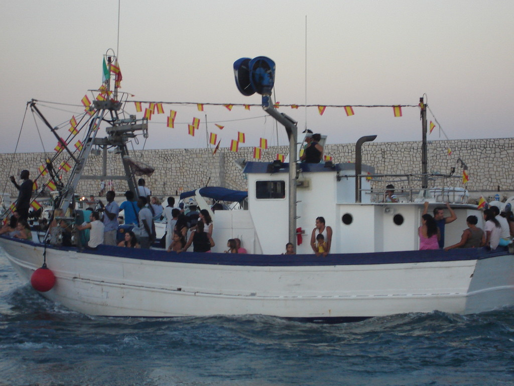 It might seem like another boat load of illegal immigrants