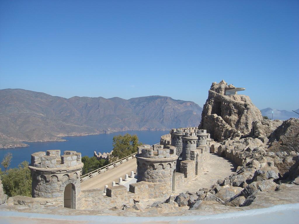 Like a fairytale castle,