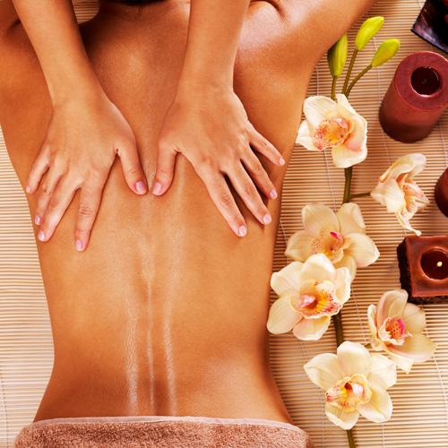 massage detente corps