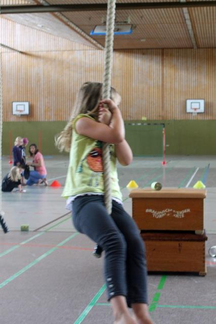 Turnhalle GGS Schenefeld