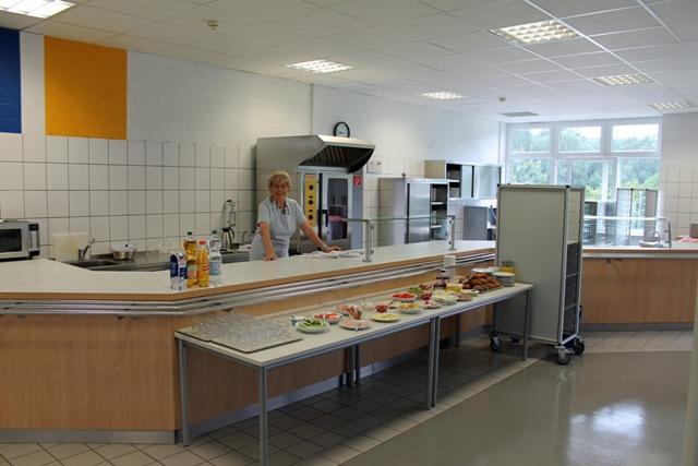 Frühstück Mensa GGS Schenefeld
