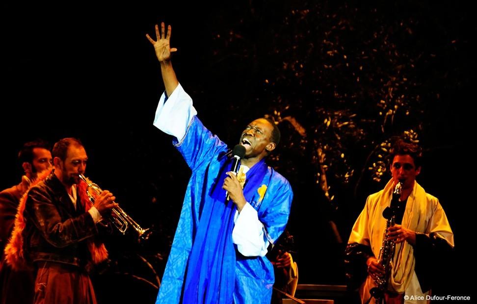 Musa Dieng Kala - Tableau de l'Afrique