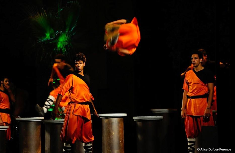 École Nationale de Cirque Shems'y