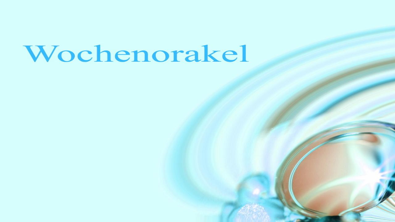 Wochenorakel vom 12. - 18. Juli * Neumond in Krebs - Vertraue der Neuordnung des Kosmos*