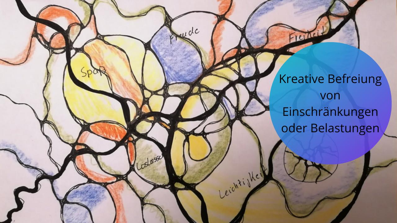 Neurographik - Kreative Befreiung von Einschränkungen oder Belastungen Teil 3