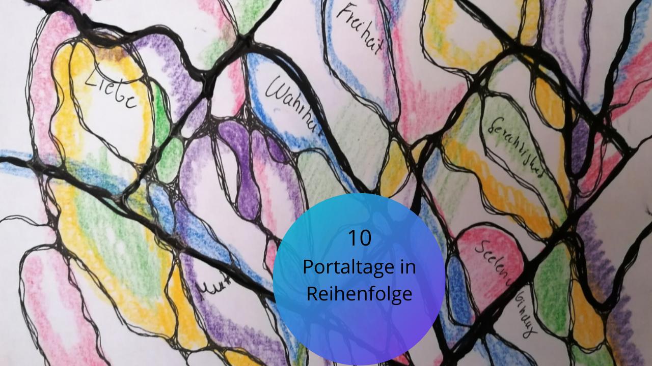 Neurographik - 10 Portaltage - Pure Transformation & Heilung durch das göttliche Feuer