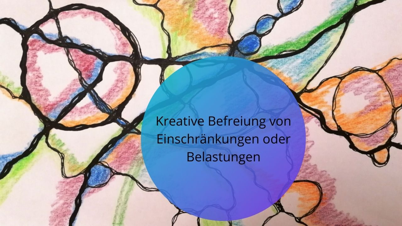 Kreative Befreiung von Einschränkungen oder Belastungen