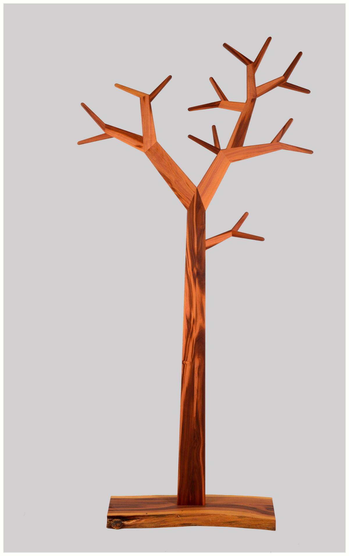 Zwetschgenholz gross 191 cm