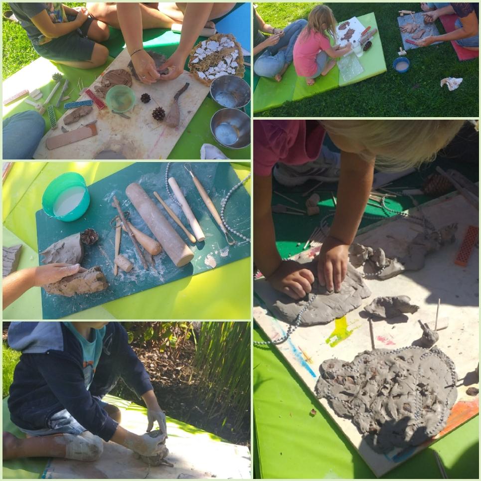 kreative.Kids im Garten