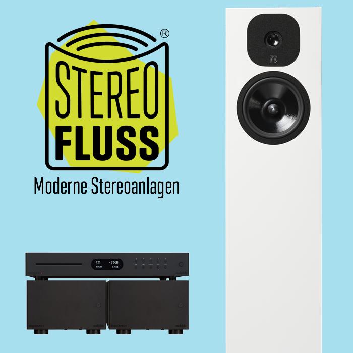 Neat Acoustics Motive SX5i mit audiolab 8300MB und 8300CD