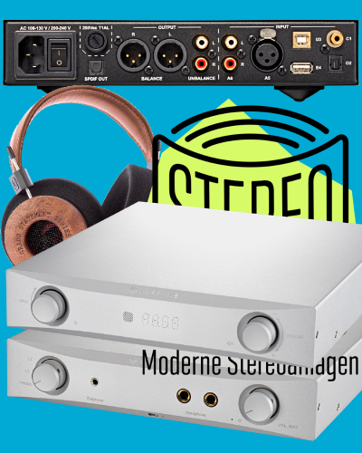NuPrime HPA-9 Kopfhörerverstärker und DAC-9
