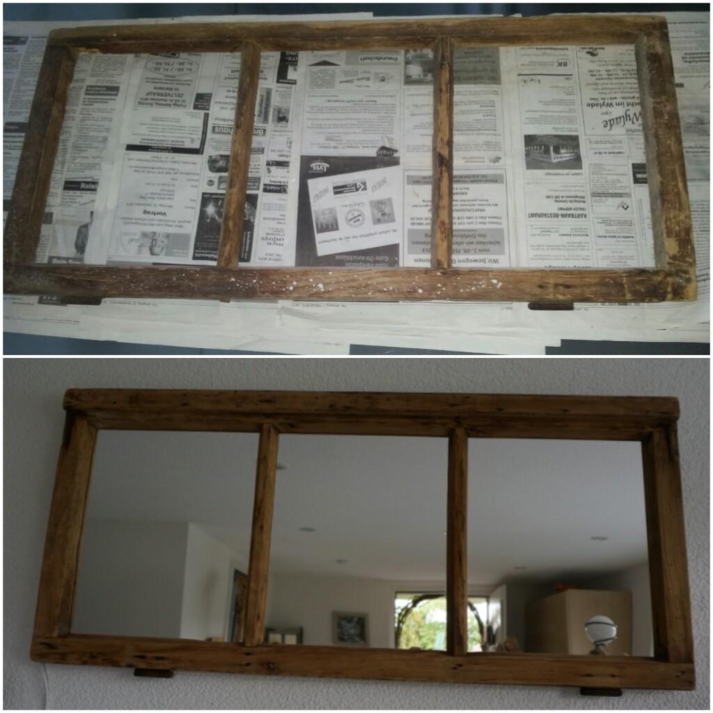 restaurierter-re-Fichtenholz-Fensterflügel-vorher-nachher
