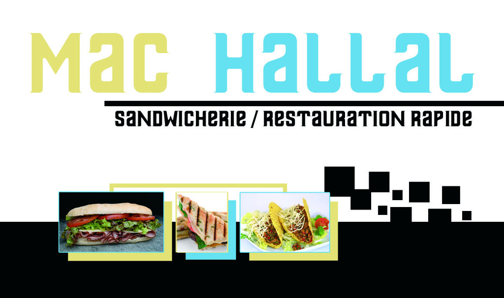 Sandwicherie Mac hallal