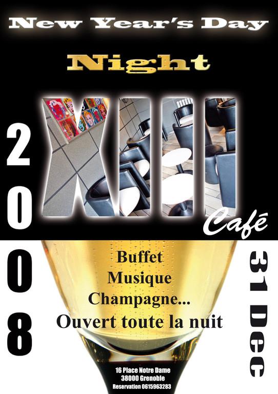 Jour de l'an, XIII Café