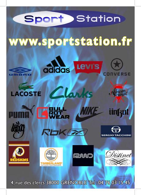 Sport Station, Magasin de prêt à porter