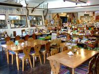 自然食カフェ「晴れ屋」