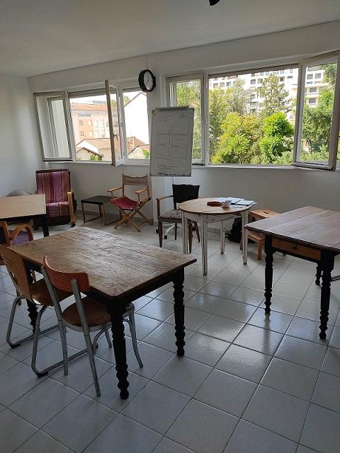 lieux d'écriture