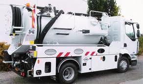 camion pompe